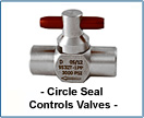 circle seal controls valves